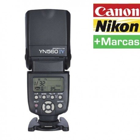 FLASH YONGNUO YN-560-IV