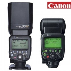FLASH YONGNUO YN-600EX-RT CANON