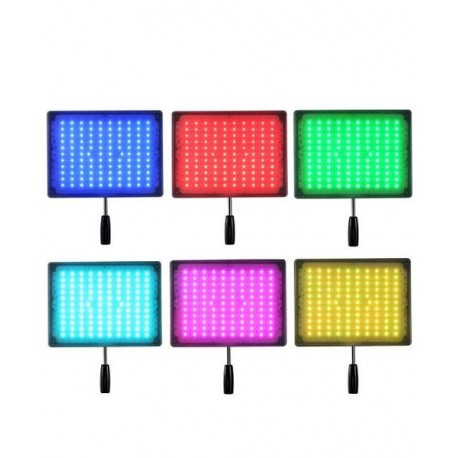 LÁMPARA LED YONGNUO YN-600 RGB