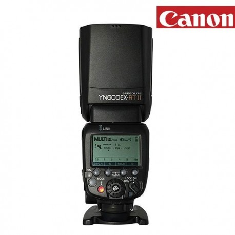 FLASH YONGNUO YN-600EX-RT II CANON